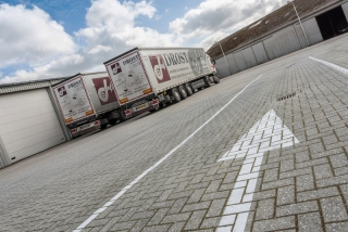 Palletvervoer Oostenrijk | Drost Transport Kesteren