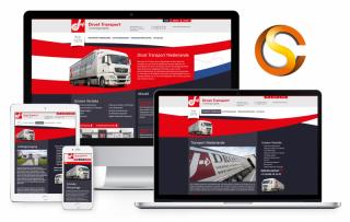 Lancering tweede website www.drosttransport.at